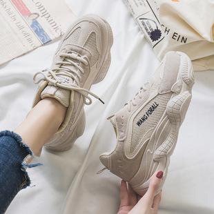 新款高帮复古港味韩版百搭学生板鞋街拍女鞋2018帆布鞋女