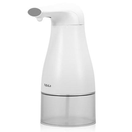 日本全自动感应泡沫皂液器洗手液瓶