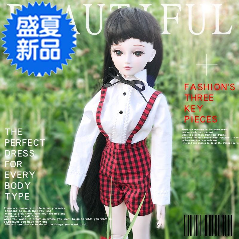 叶i罗丽娃娃h娃娃衣服娃娃60厘米娃娃衣服娃娃的衣服限时抢购