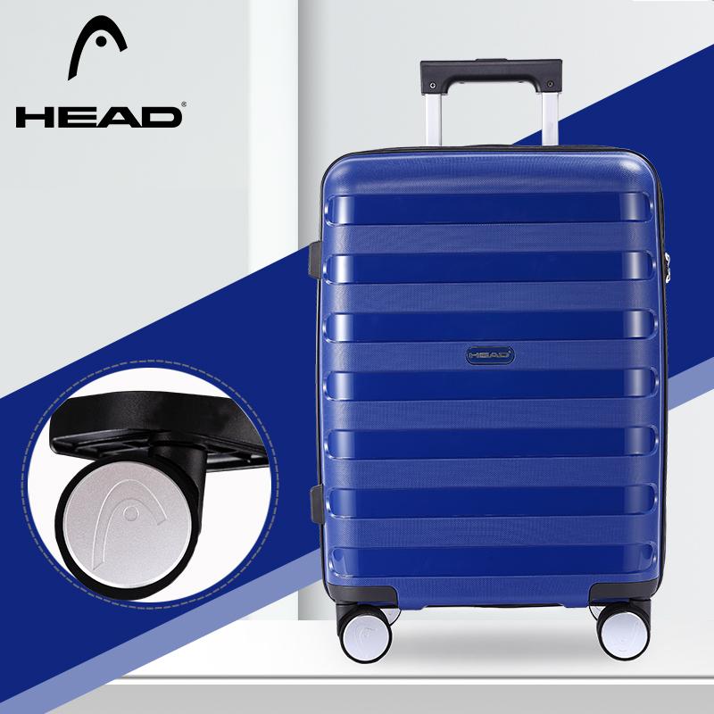 head海德拉杆箱女小行李箱男万向轮20寸轻便登机箱24寸旅行箱28寸买三送一