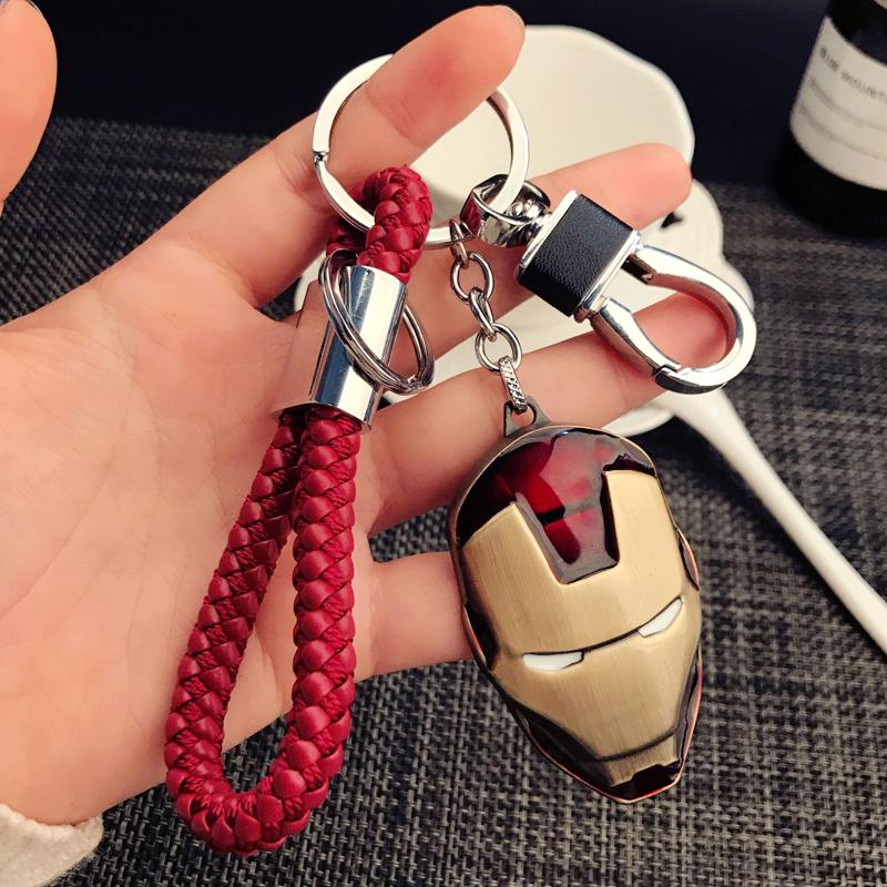 男个性创意潮钥匙挂件钥匙圈环
