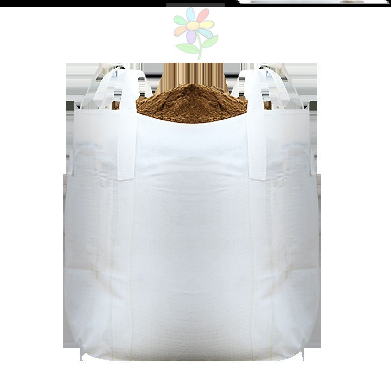 Dust collection bag new custom-made consignment site ton bag thickened 2 ton sandbag hanging bag large woven bag wear resistant