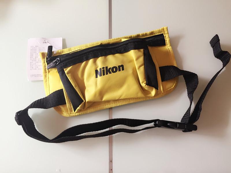 Nikon Nikon original sports outdoor portable digital camera sundry iPod pocket storage bag
