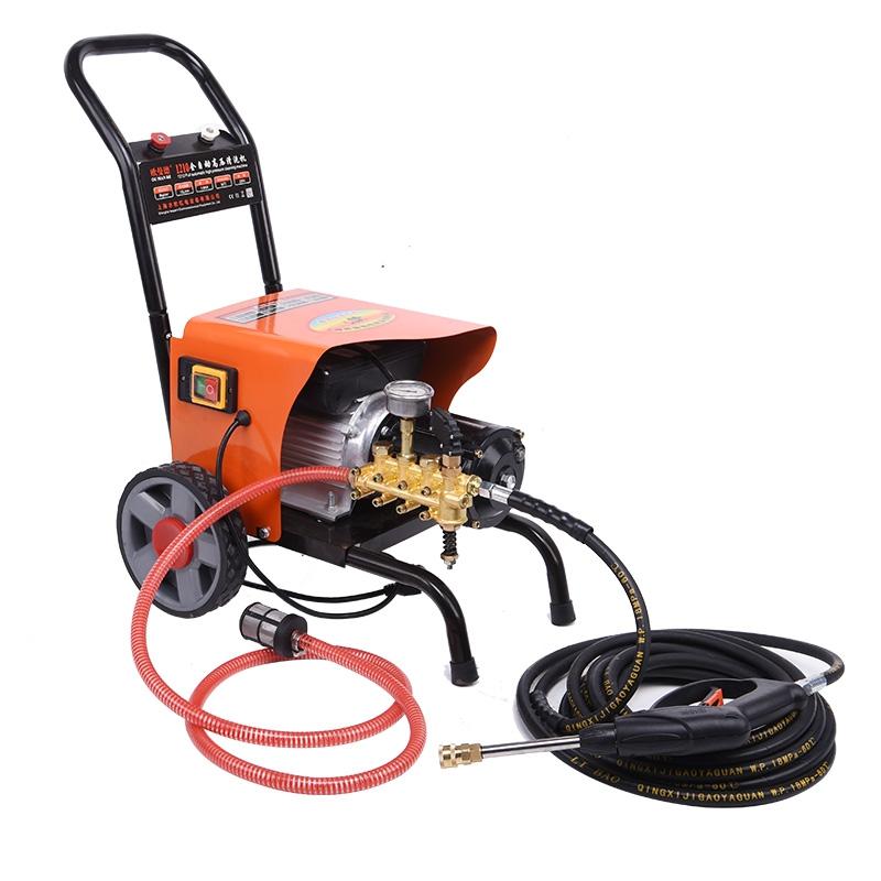 有赠品家用洗车机高压清洗机220V洗车器高压水枪洗车神器洗地机水泵