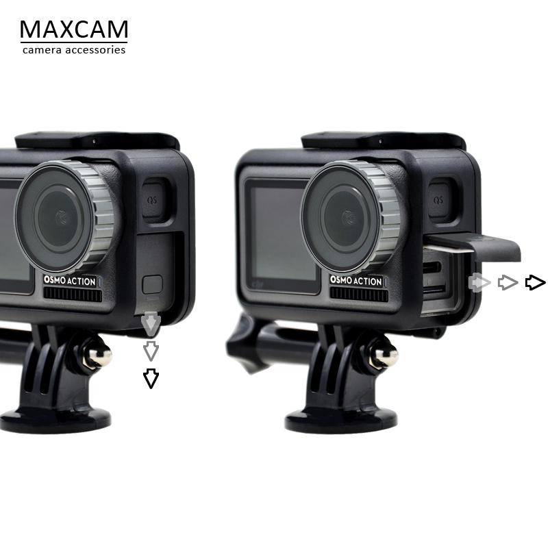 maxcam大疆dji灵眸运动相机外壳
