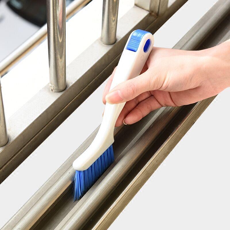 Япония разрыв щетка домой бизнес очистка щеткой окно ворота окно выемка керамическая плитка разрыв щетка аквариум пыль щетка хорошо шить щетка