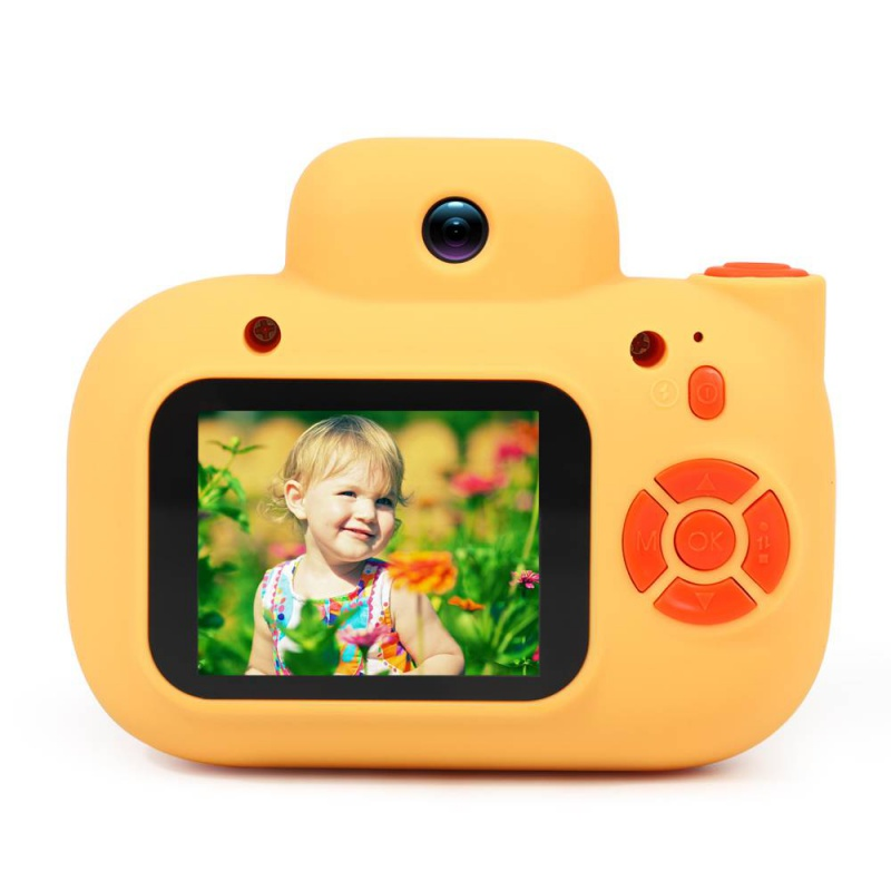 P3 childrens camera toy photo taking baby digital camera small student portable mini SLR
