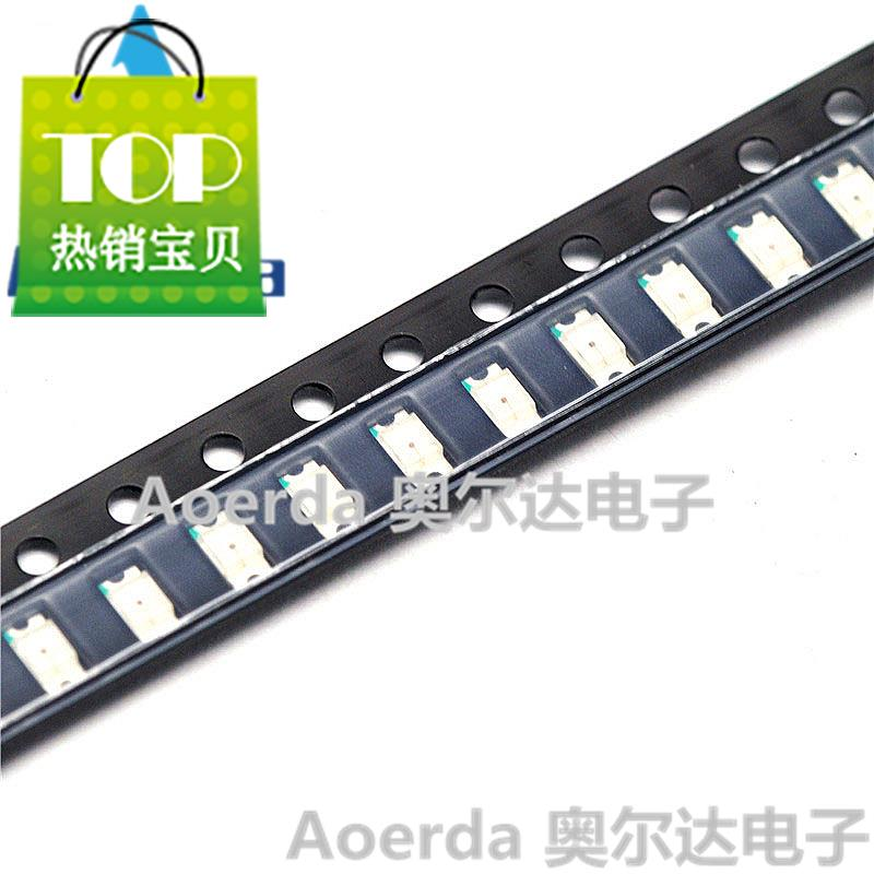 0805 SMD LED bright red green dual color LED traffic lights s (1K = 80 yuan)