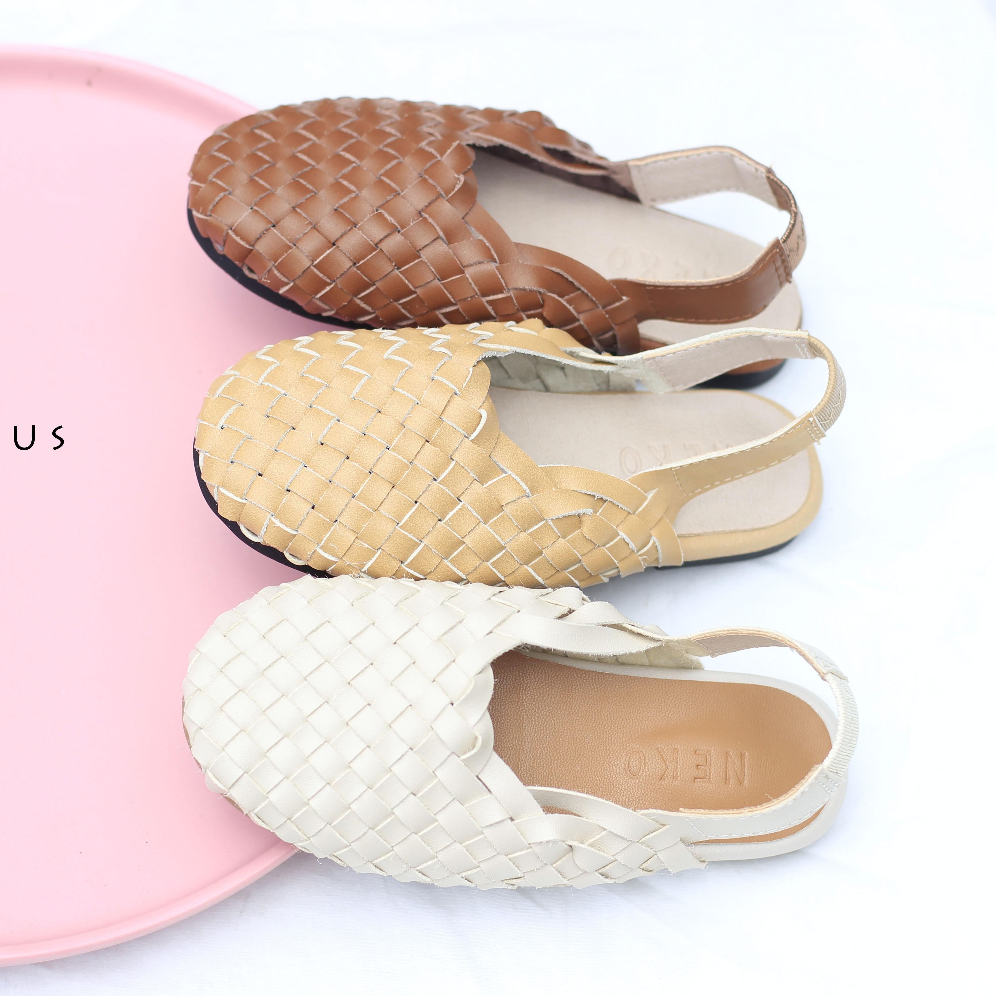 女童鞋2019新款夏季软底凉鞋 网红包头时尚韩版小童鞋 女孩防滑鞋