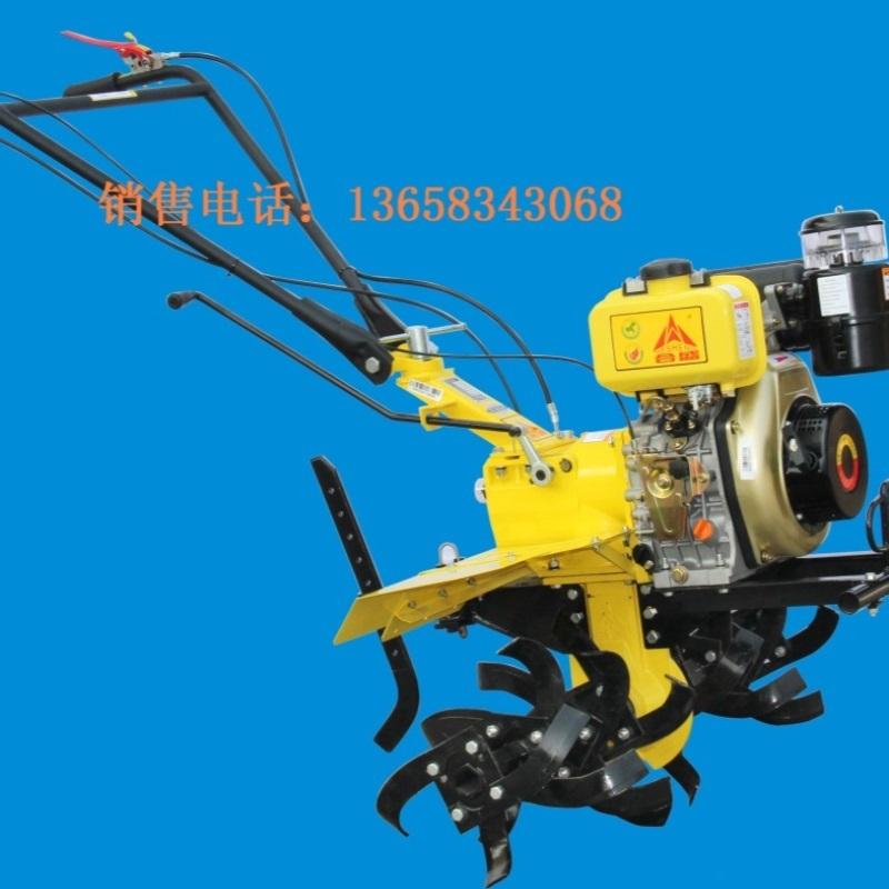 开沟机 小型 农用深沟耕地旋耕机农业机械设备种地神器农用除草机