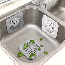 水槽防堵塞地漏盖浴室头发过滤器厨房水池下水道毛发过滤网
