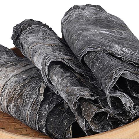 特级霞浦海带干货海带厚片500g1斤海菜海带苗海带小零食霞浦海带