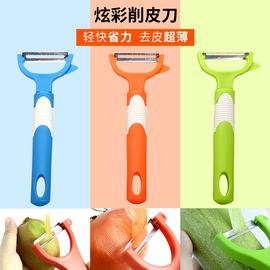 削果皮刀刨刮剥苹果土豆去皮厨房家用水果刨刀多功能削皮器多功能图片