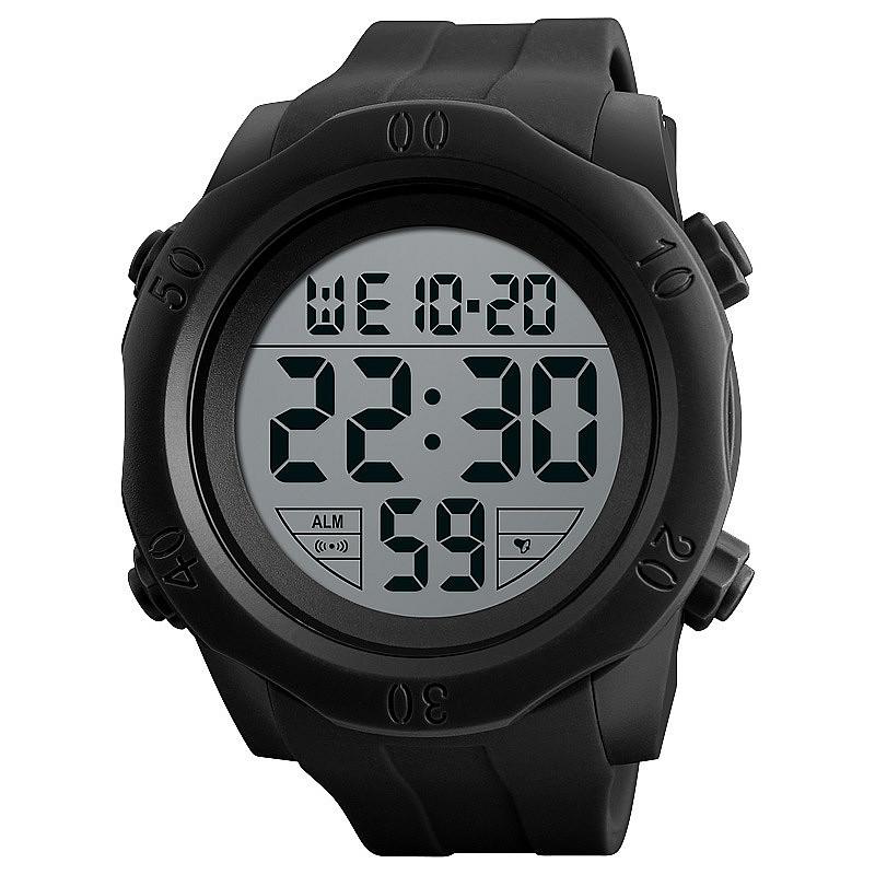 户外运动游泳防水男表LED电子表多功能腕表简约时尚男士手表新款