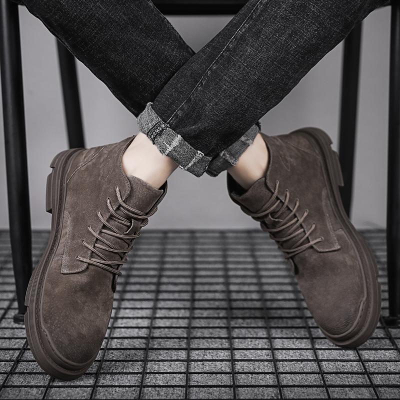 泰和源绸缎面马丁靴哪个品牌好