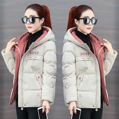 3短款2020新款韩版羽绒冬季棉服