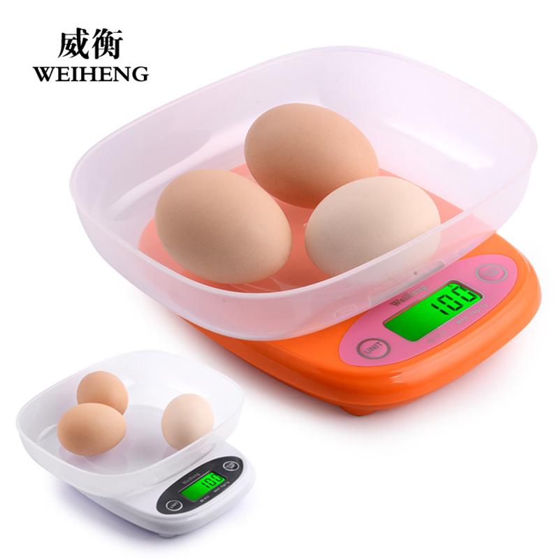 威衡WeiHeng迷你厨房秤烘焙电子秤台秤药材秤茶叶秤家庭秤