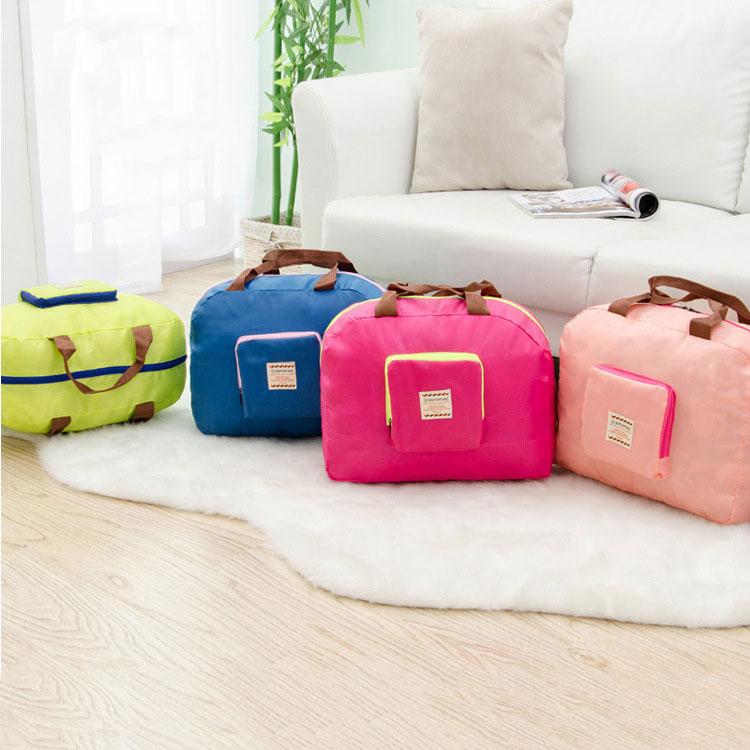 可折叠购物包魔术购物袋便携包创意活动赠品实用小礼物定制印logo