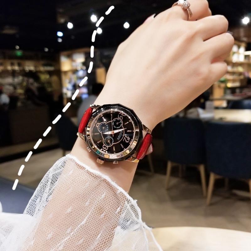 女士名牌新款正品机械手表女时尚小众女表夏季女款霸气十大品牌表