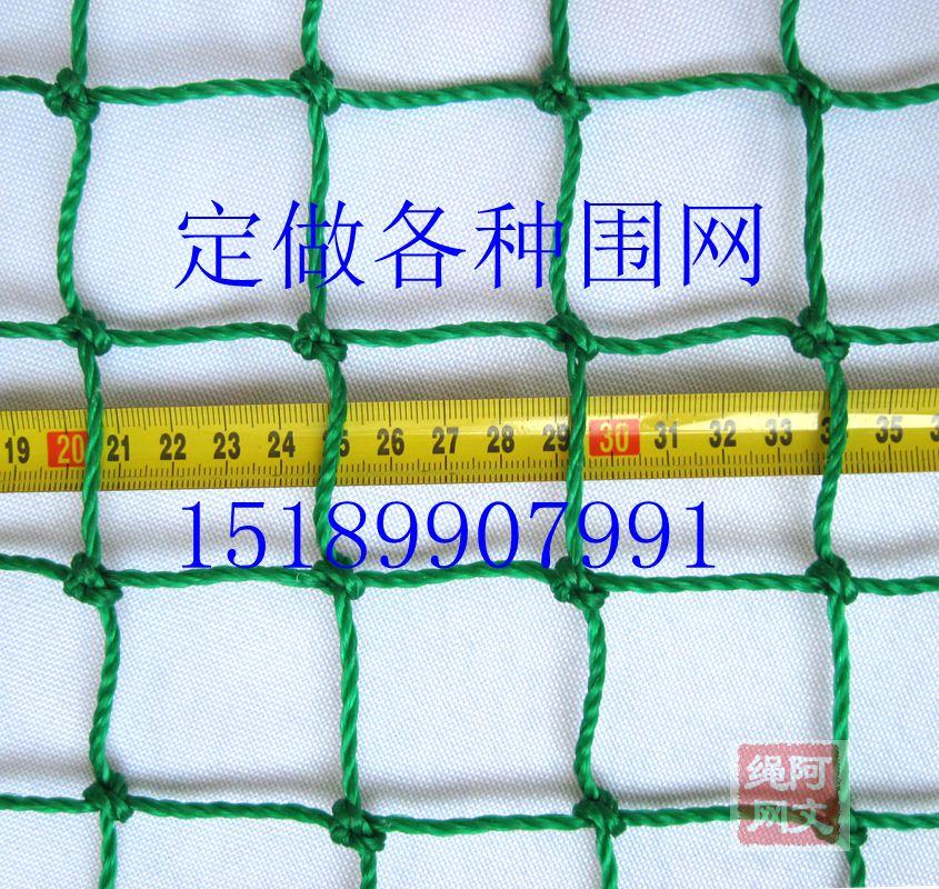 Высококачественный нейлон полиэтилен материал теннис поле бейсбол удар защищать чистый безопасность чистый веревка блок чистый сопротивление ветер из