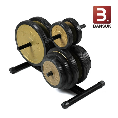 Package exported to South Korea bansuk sports dumbbell rack barbell bar dumbbell piece storage rack storage and finishing rack