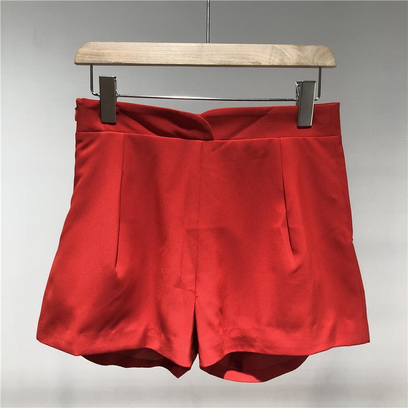【女装精品】S◆品牌折扣店商场撤柜女装专柜正品剪标新款短裤女