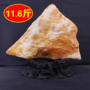 黄龙玉籽料云南龙陵小黑山蜡石奇石