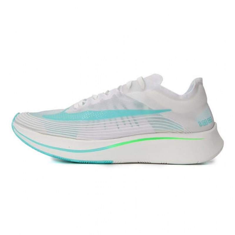 NIKE ZOOM FLY SP 马拉松透明跑步鞋 AJ9282-103 AJ8229-108