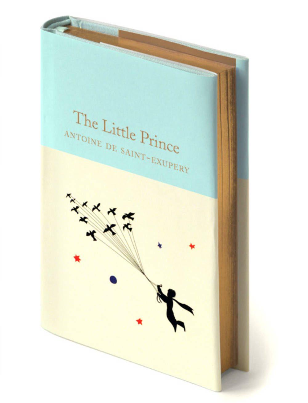 英文原版 小王子 精装收藏 Collectors Library系列 The Little Prince 小金书