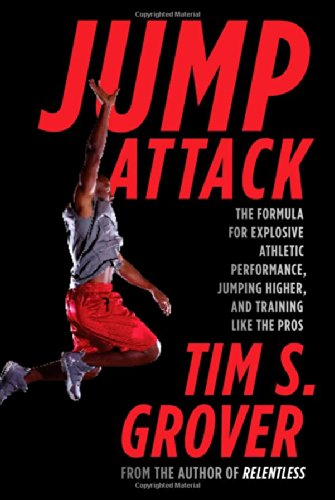 【预售】Jump Attack: The Formula for Explosive Athletic Performance, Jumping Higher, and Training Like the Pros