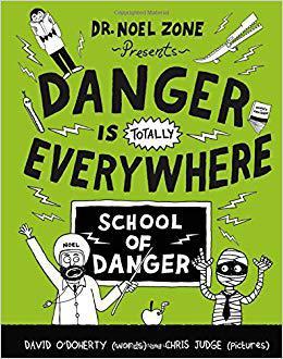 【预售】Danger Is Totally Everywhere: School...