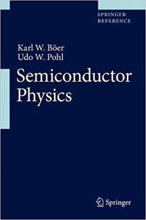 【预售】Semiconductor Physics
