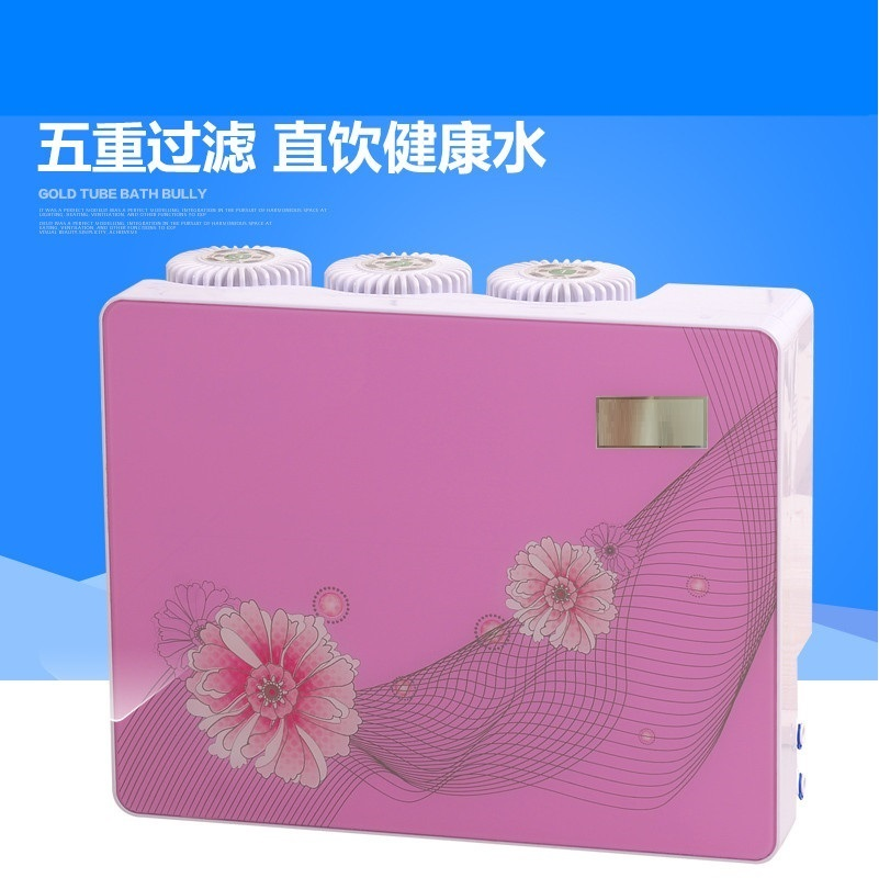Hot selling quality Qiandao spring scallop kitchen household high flow purified water ultrafiltration machine filter element and accessories package
