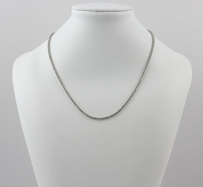 European and American Style Gold Plated full diamond short necklaces exquisite simple necklaces womens jewelry inventory