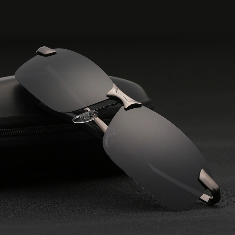 Fashionable mens Sunglasses mens polarizing glasses drivers mirrors driving mirrors Sports Sunglasses retro fashionable sunglasses eyes