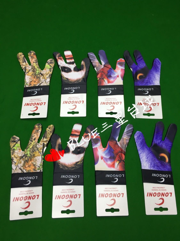 На складе подлинный longoni бильразмер поляк перчатки бильразмер специальный перчатки дракон древний нигерия три пальца перчатки бесплатная доставка