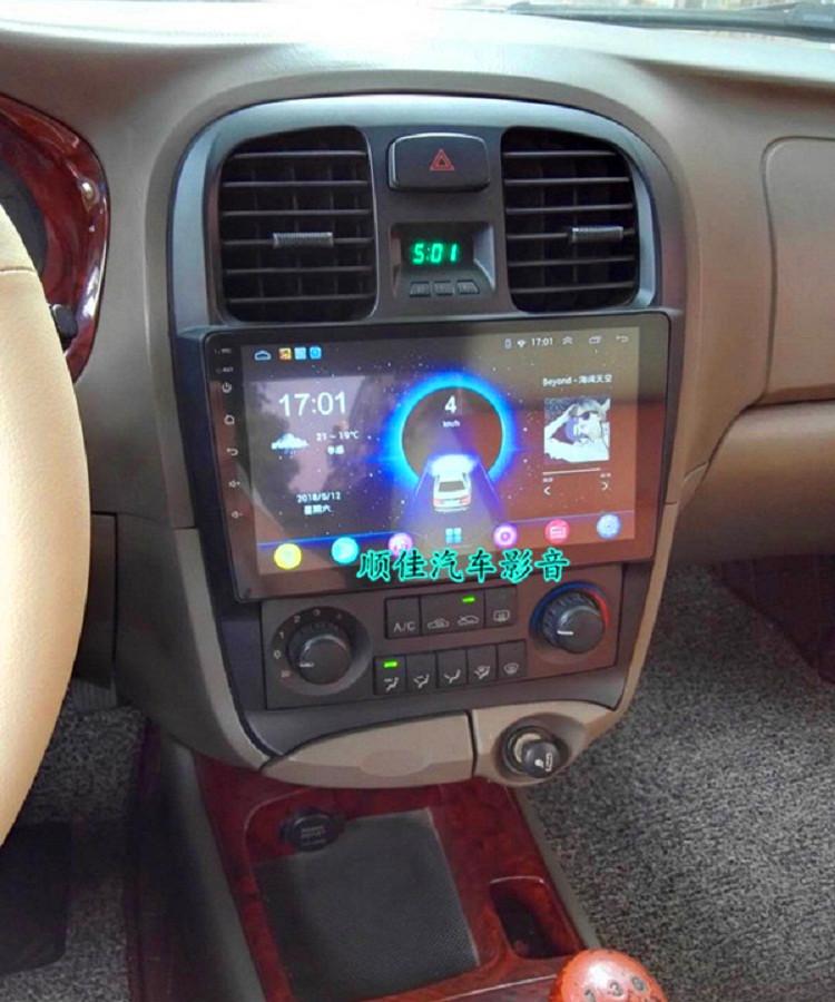 Hyundai 06 07 08 09 10 11 12 Sonata eight pilot Android large screen navigator