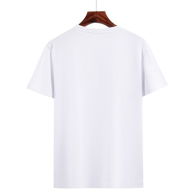 Men's tops fashion T-shirt 2020百搭夏季宽松潮流男装短半袖T恤