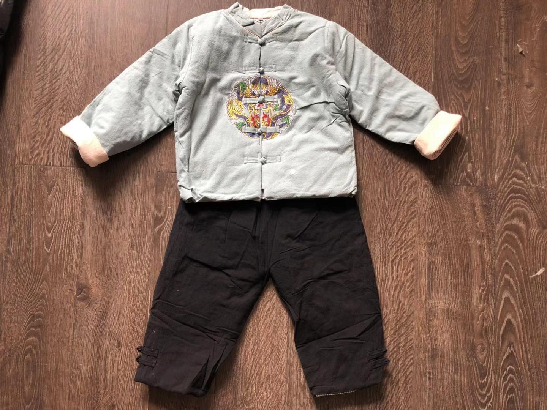 Национальная китайская одежда Артикул 605873012730