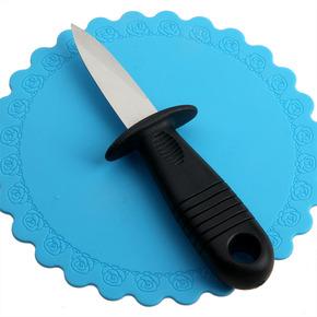 开贝壳刀 生蚝刀开蚝刀 牡蛎刀扇贝刀海鲜刀 蚝刀 开螺仔海鲜工具