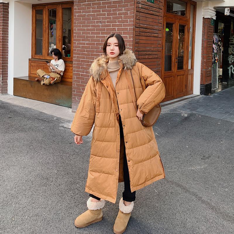 新款冬季大毛领棉服 785-P185-k268