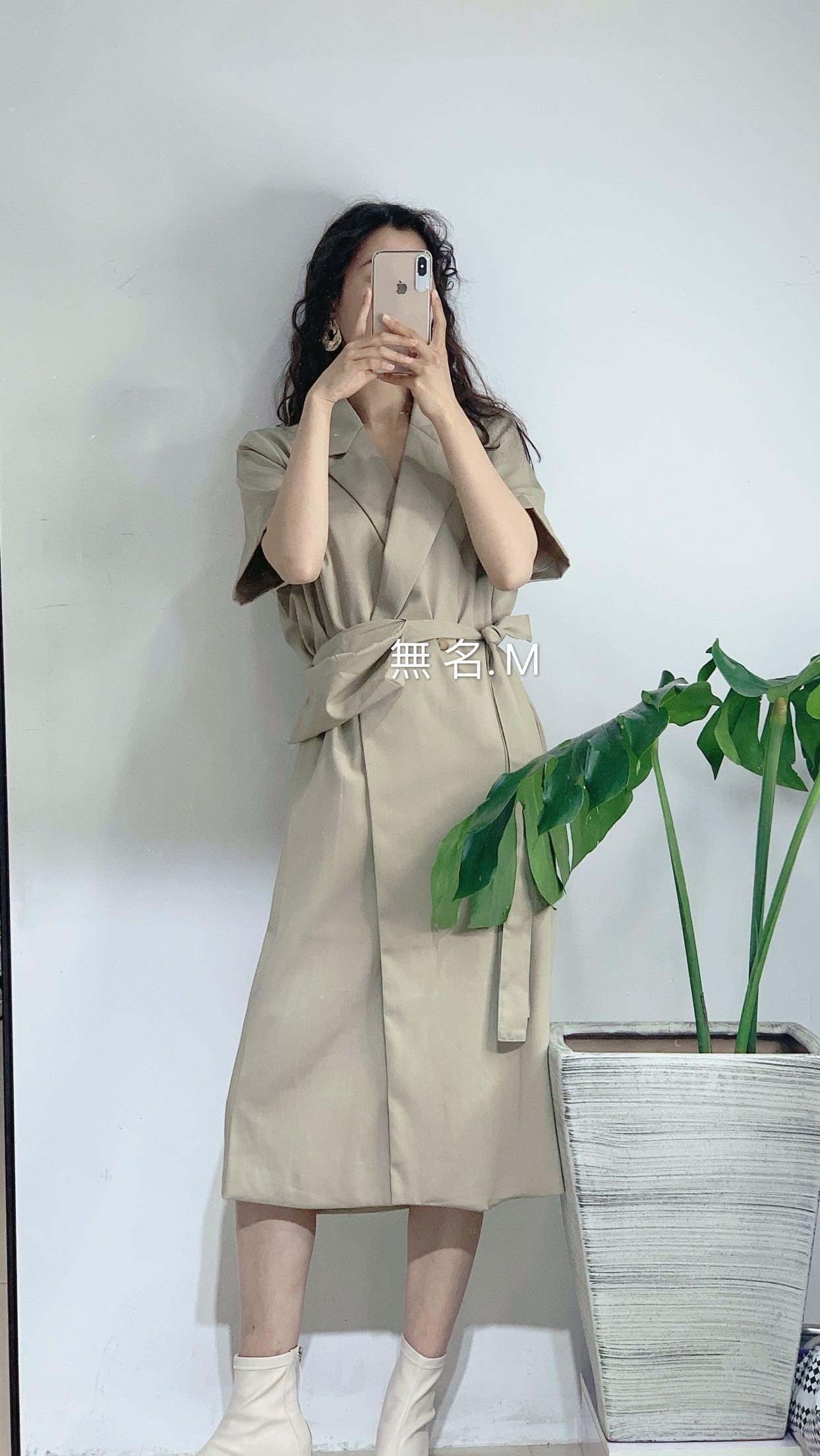 Korean super brand suit dress