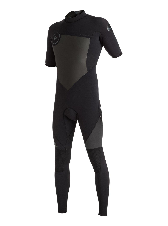 Прибой холодный одежда Quiksilver Syncro 2/2mm Short Sleeve мокрый одежда Wetsuit