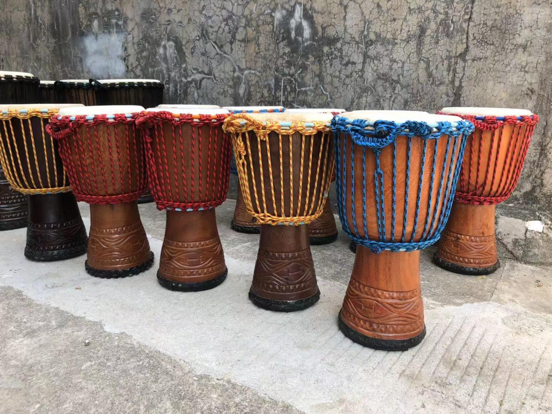 FS飞手非洲鼓非洲手鼓民谣手鼓小8寸标8寸小10寸标10寸儿童手鼓