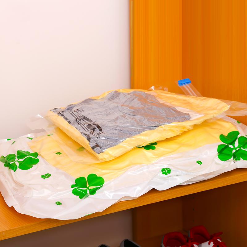 券后3.30元日本和匠真空压缩袋收纳袋被子衣物棉被旅行家用抽空气压缩袋大号