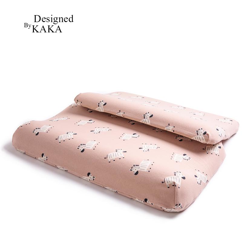 KAKA精选特惠 日本客户款乳胶护颈促睡眠婴幼级美容枕女款