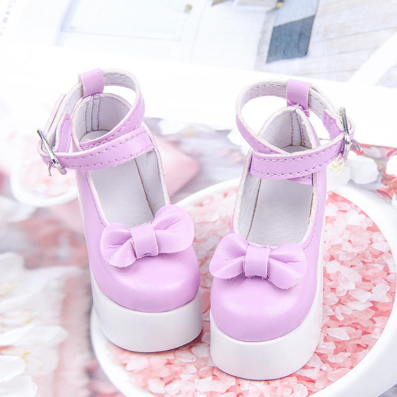五折促销叶罗丽娃娃的鞋子60厘米高跟鞋bjd多丽丝凯迪黛米3分娃鞋小鞋子