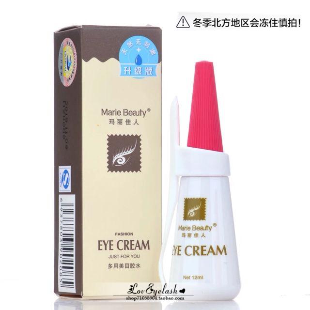 正品◆带防伪 玛丽佳人 红盖假睫毛胶水/双眼皮胶水12ml 99元包邮