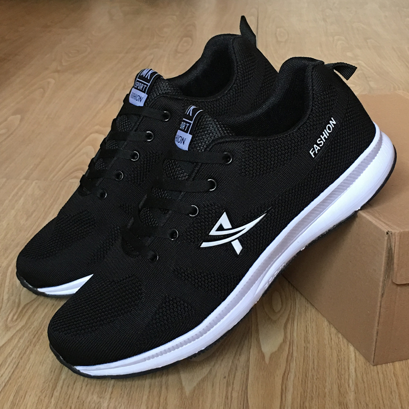 Breathable 48 oversize youth sports shoes travel shoes oversize mens shoes 45 46 47 casual British Korean version