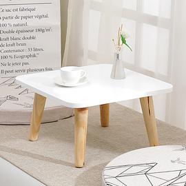 北欧ins飘窗桌子榻榻米小茶几简约窗台地台桌日式飘窗小桌子